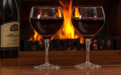 Le raisin et son breuvage en vin